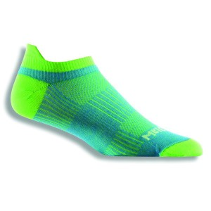 Wrightsock Coolmesh II Anti-Blister Tab Running Socks